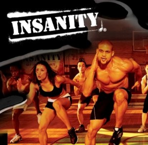 Insanity fitness class
