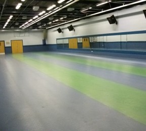 Fenners Gallery room hire, table tennis, indoor cricket nets, dance rehersal, fitness classes, exam room hire