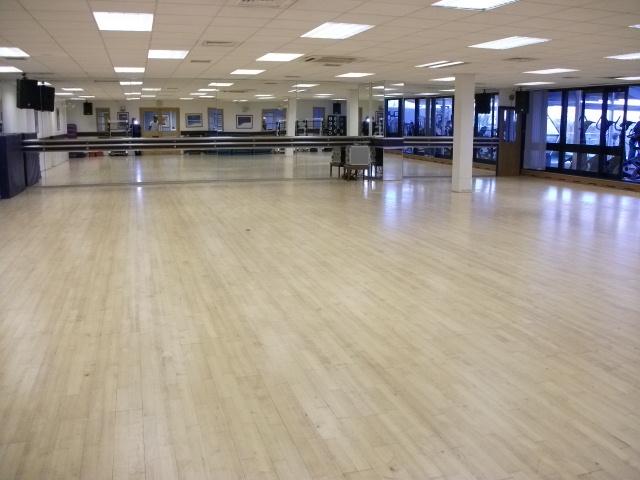Fitness studio hire rehearsal space cambridge venue