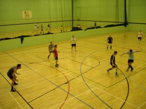Indoor Football in Cambridge
