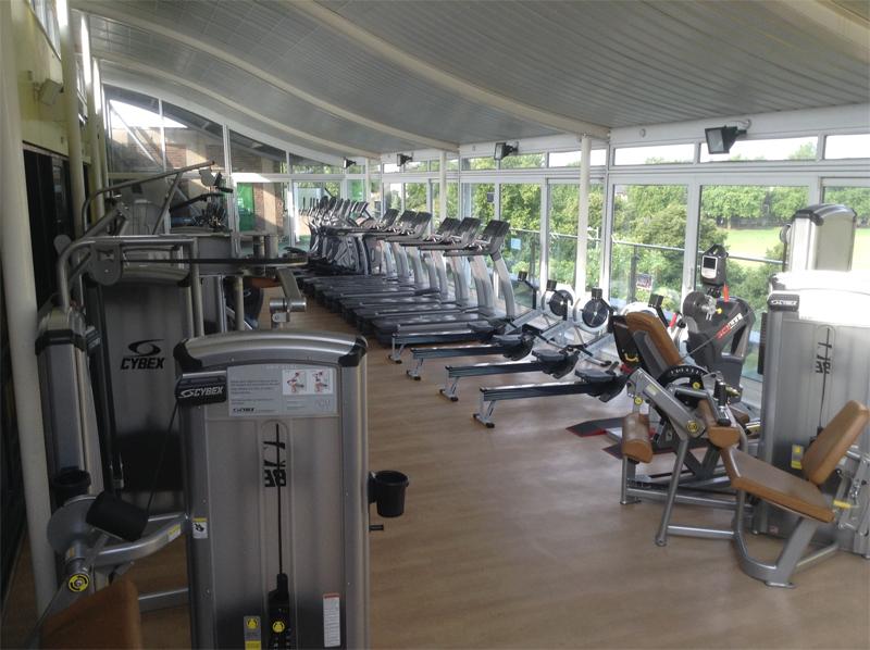 Gym membership in Cambridge