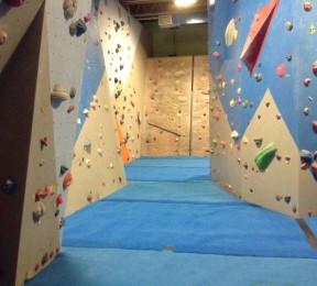 Indoor Climbing in Cambridge