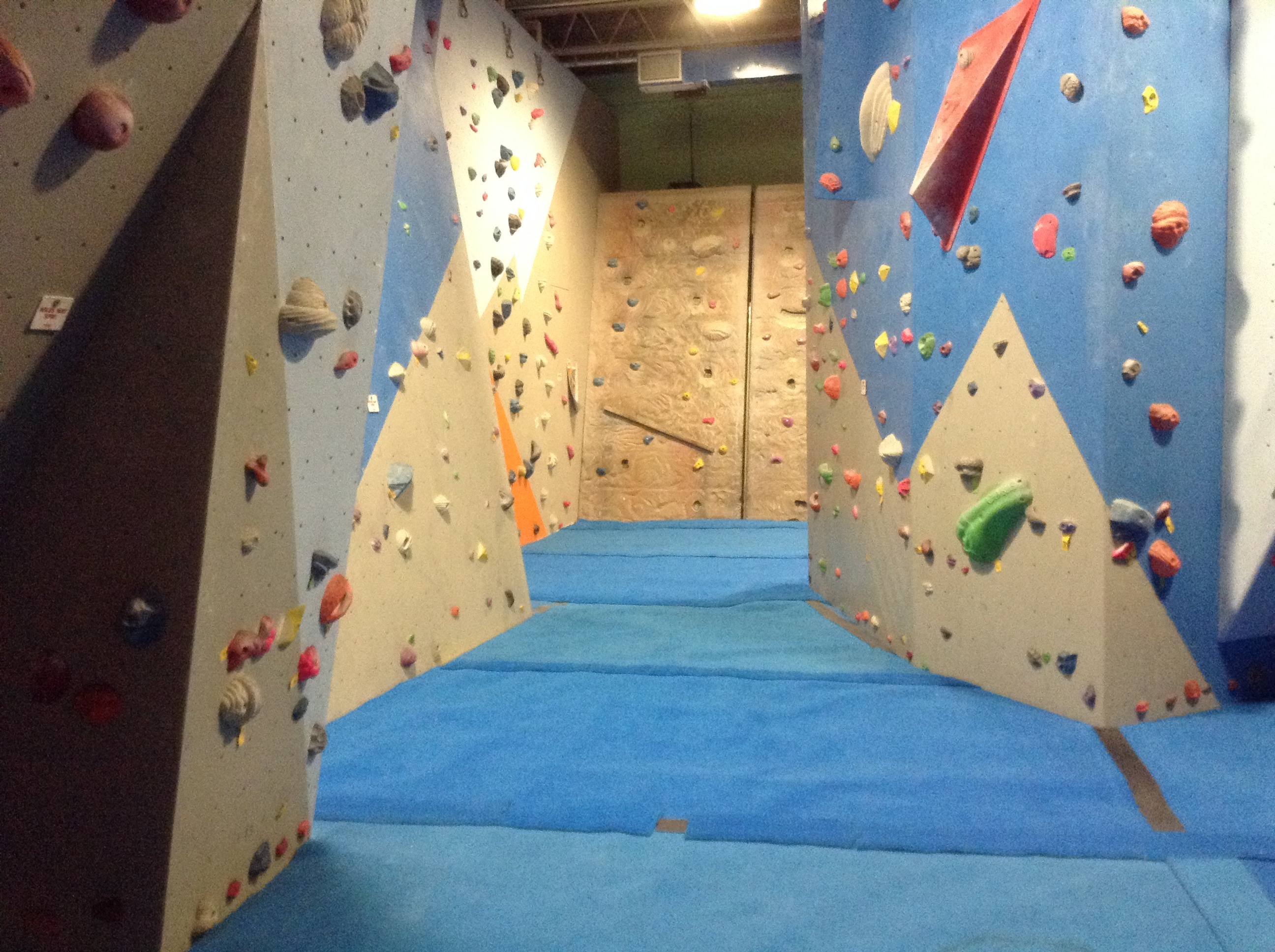 Climbing Wall Cambridge Indoor Rock Climbing