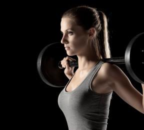 Pump It Up fitness class