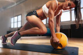 Krunch and Kore fitness class