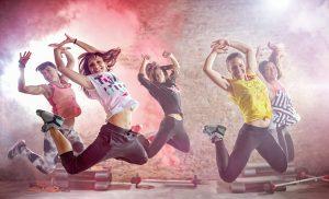 Energy Blast fitness class